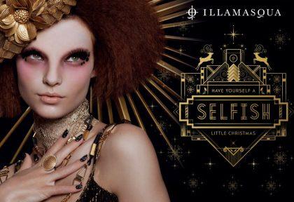 Illamsaqua_Xmas Selfish.indd