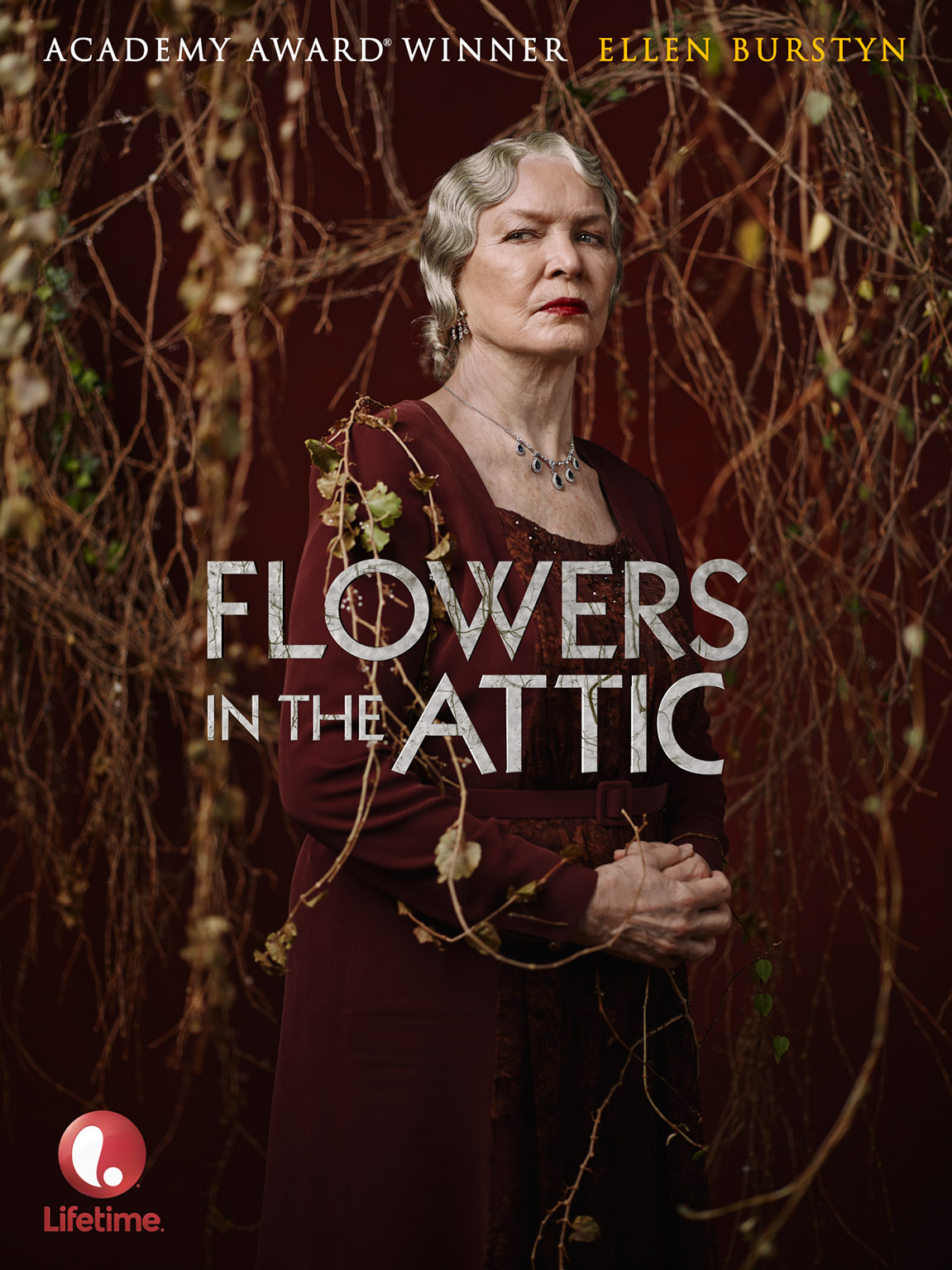 a review of the story of flowers in the attic